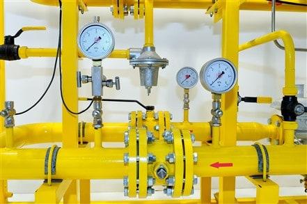 Infrastruktur Jaringan Gas